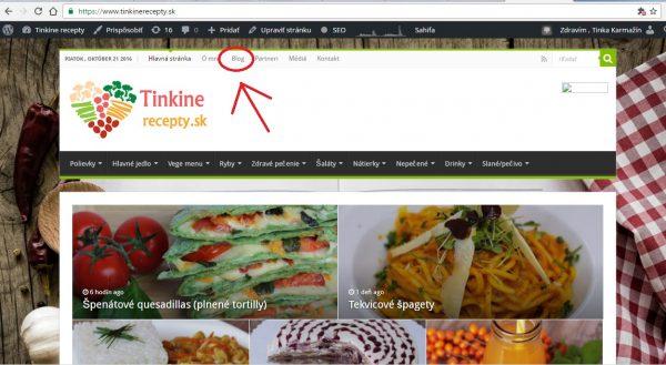 Testy, či rôzne prírodné bylinkové recepty, alebo len môj pokec ku kvalite potravín nájdete v sekcii blog. Cez mobil sa síce nedá vyhľadať, ale konkrétnu vec nájdete opäť cez lupu.