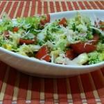 Brokolicový šalát