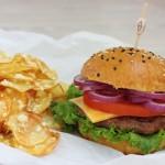 Domáce hamburgery