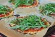 Karfiólová pizza