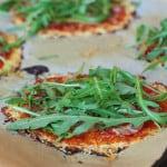 Karfiolová pizza