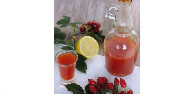 Šípkový likér